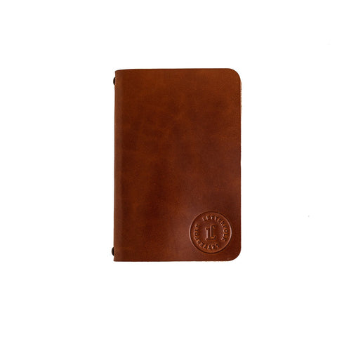 Leather Passport Cover - Letterfolk
