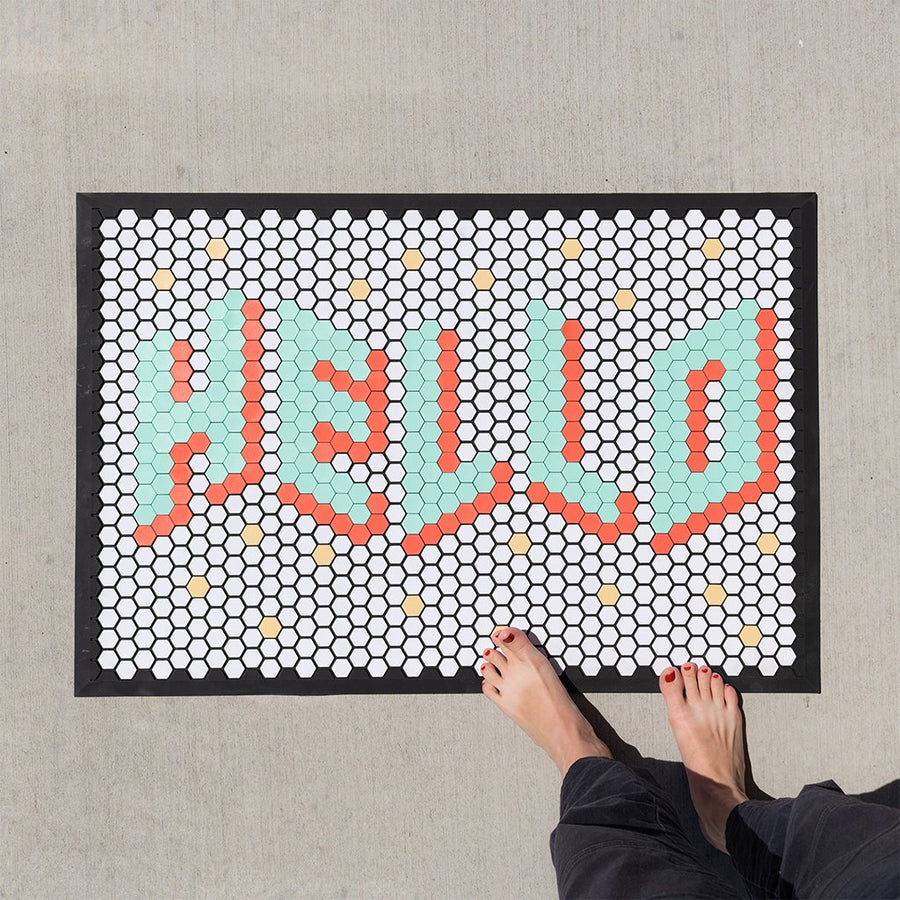 Retro Tile Sets - Letterfolk