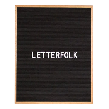 The Wordsmith Oak (Warehouse Sale) - Letterfolk