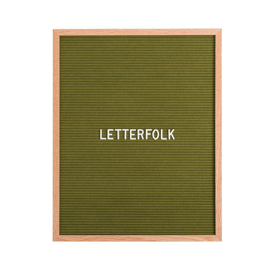 The Writer Evergreen - Letterfolk