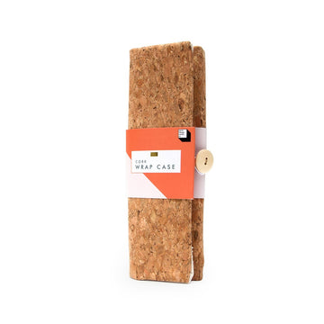 Cork Pencil Wrap - Letterfolk