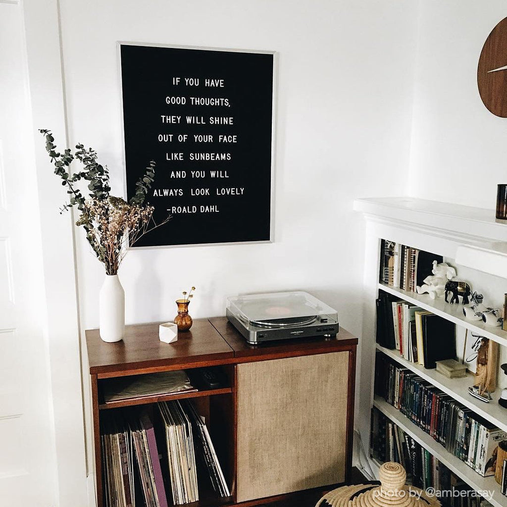 The Wordsmith Letter Board - Letterfolk - 2