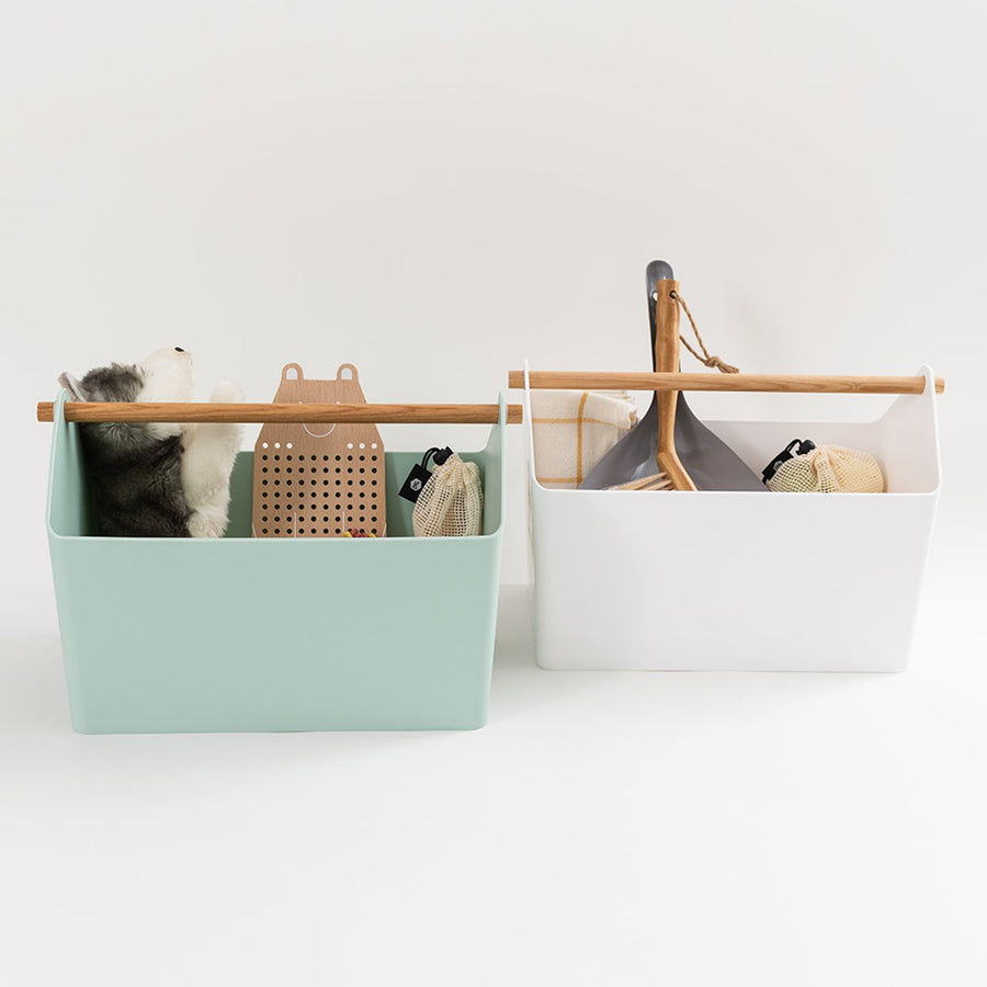 Storage Basket - Letterfolk