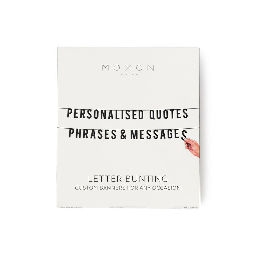 Message Banner Kit - Letterfolk
