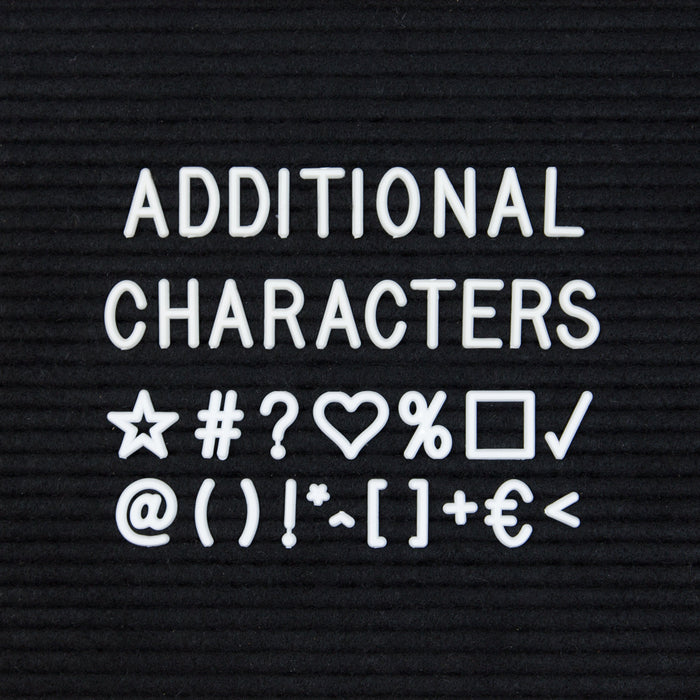 Additional Character Set - Letterfolk