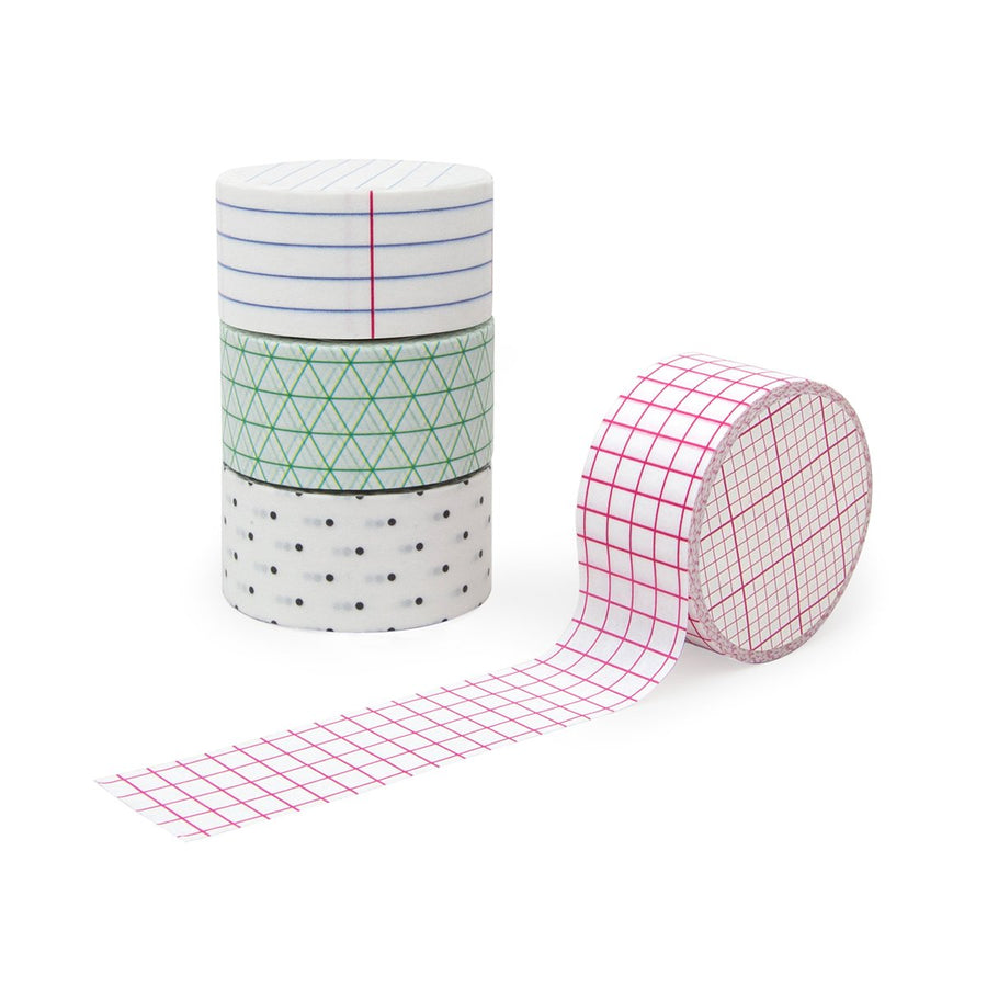 Memo Washi Tape - Letterfolk