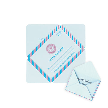 Mini Airmail Memo Notes - Letterfolk