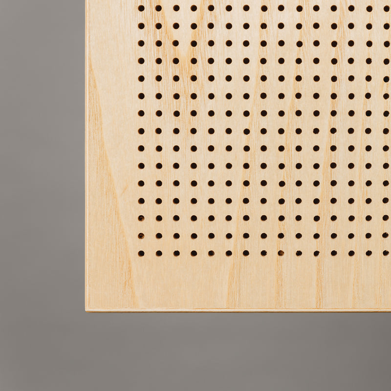 Peg Board Menu