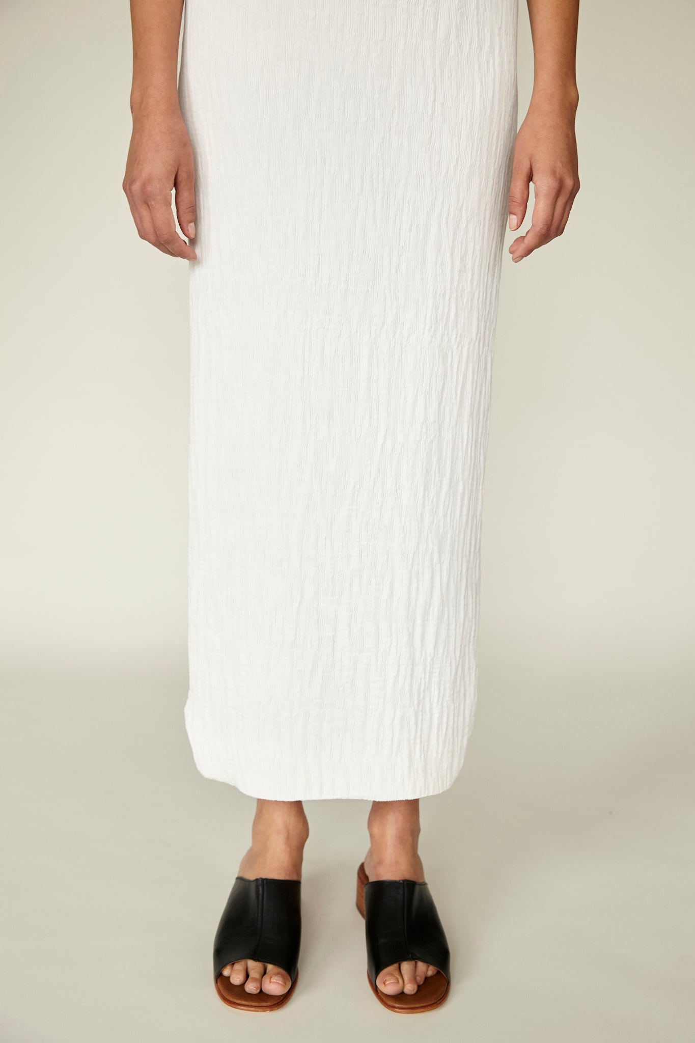 Siren Dress - White