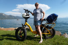 Perfect electric bike for lake tahoe and other trails within Nevada and California.