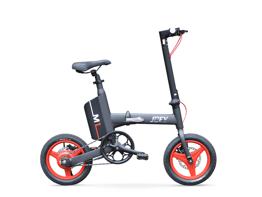 JOEY Electric Bike is perfect for New York City or other urban environments.