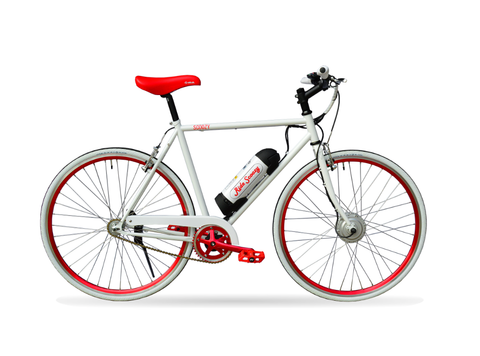 Scoozy 250 Lightweight Urban Commuting Bicycle
