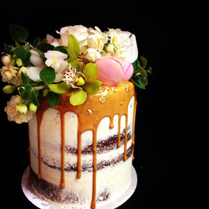 Cake decorating and cake making classes auckland cake co celebration cake 6 2 layer junglespirit Image collections