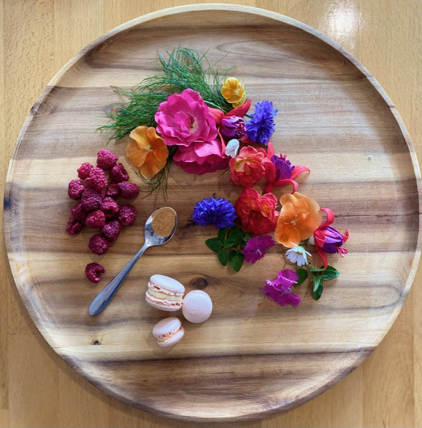 Edible Flower Decoration Kits
