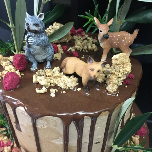 Animal Cake - 3 Layer Cake