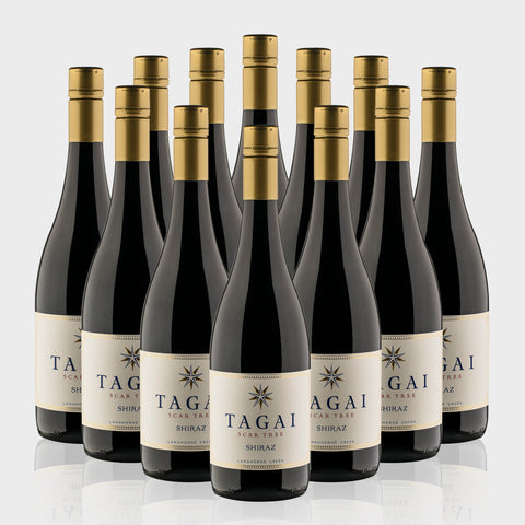 Tagai Shiraz 2016 - 12 Bottles Shiraz