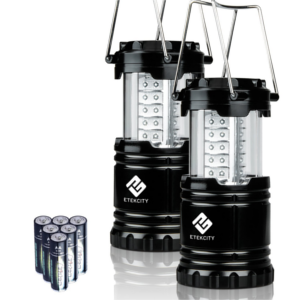 Affordable LED Camping Lanterns
