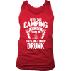 """Never Take Camping Advice From Me, You'll Only End Up Drunk"" - Tank"