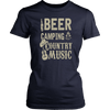 Beer, Camping, and Country Music