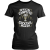 """Official Campsite Cocktail Maker"" Shirts and Hoodies"