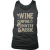 """Wine, Camping And Country Music"" - Tank"