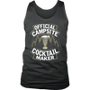 """Official Campsite Cocktail Maker"" - Tank"