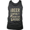 """Beer, Camping, And Country Music"" - Tank"
