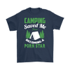 """Camping Saved Me From Becoming A Porn Star"""
