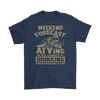 Weekend Forecast - ATVing With A Chance Of Drinking