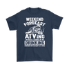 """Weekend Forecast - ATVing With A Chance Of Drinking (Drinking May Be Heavy At Times)"