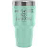 """World's Greatest Farter (I Mean Father)"" - Stainless Steel Tumbler"
