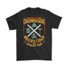 """Welcome To Camp Chugabrewski"" - Funny Camping Shirts and Hoodies"