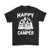 """Happy Camper"" Classic Tee Special Offer"