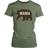 """Mama Bear"" - Shirts and Hoodies"