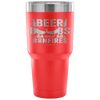 """Beer, Boobs, and Bonfires"" Stainless Steel Tumbler"