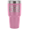 """I Don't Get Drunk, I Get Awesome"" Stainless Steel Tumbler"