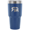 "Hand-Crafted ""Mama Bear"" Stainless Steel Tumbler"