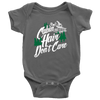"""Cabin Hair Don't Care"" Onesie"