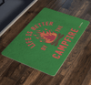 """Life Is Better By The Campfire"" Doormat"