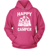 """Happy Camper"" Trailer - Shirts and Hoodies"