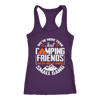 "Funny ""We're More Than Just Camping Friends - We're Like A Really Small Gang"" - Shirts and Hoodies"