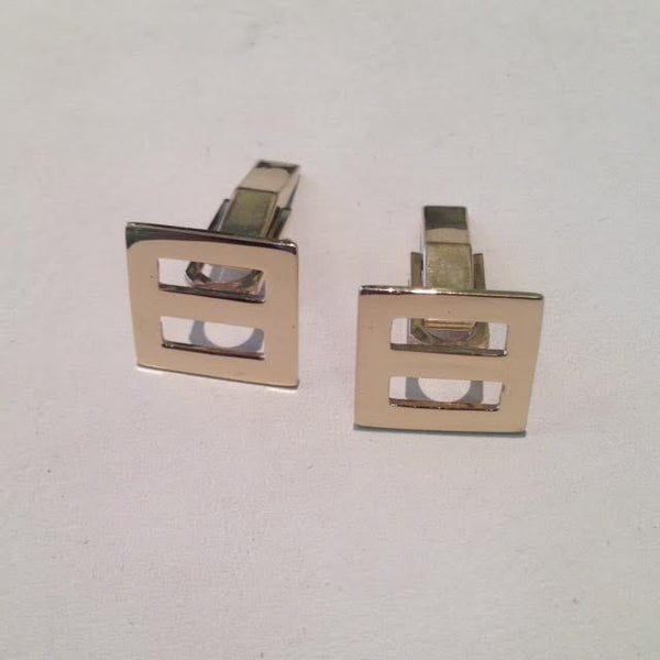 'Equality' Cuff Links 14-Karat Gold