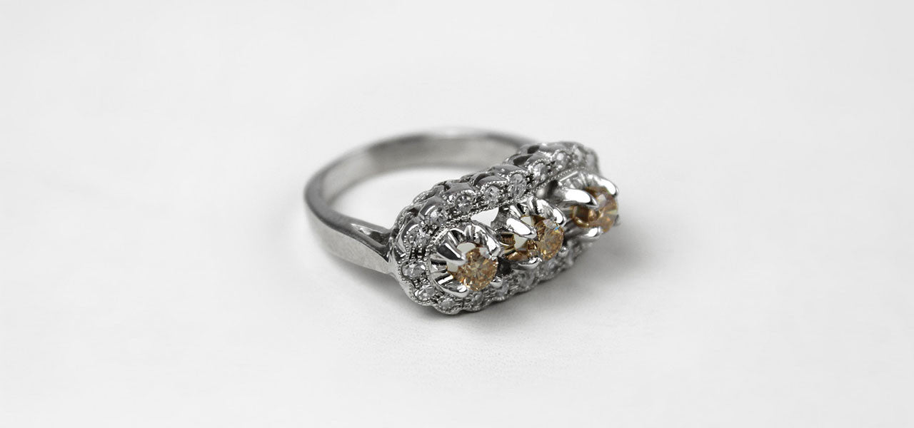 Antique Diamond Ring