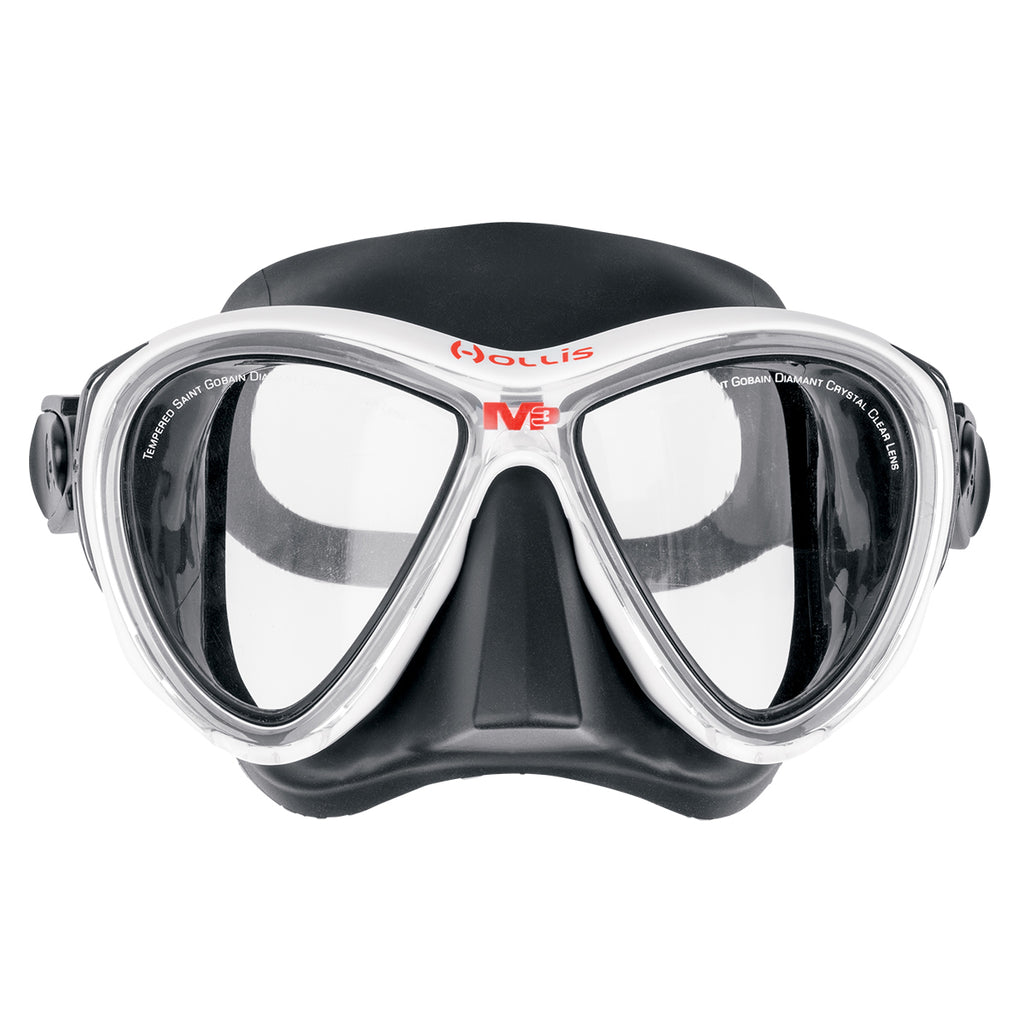 Hollis M-3 Mask - Outside The Asylum Diving & Travel