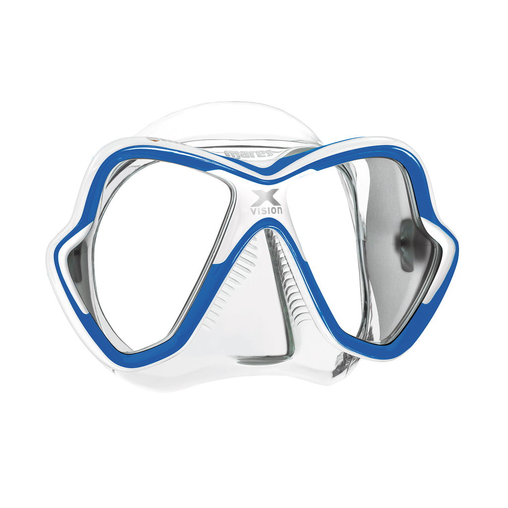 Mares X-Vision Mask - Outside The Asylum Diving & Travel