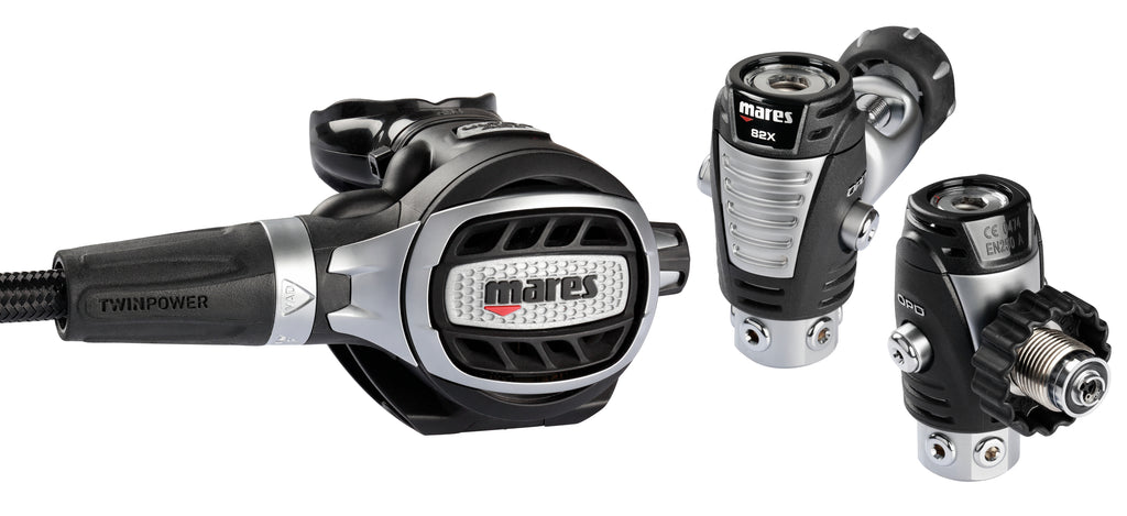 Mares 82x Ultra ADJ - Outside The Asylum Diving & Travel