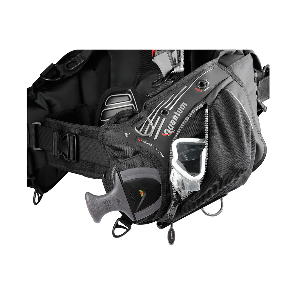 Mares Quantum BCD - Outside The Asylum Diving & Travel