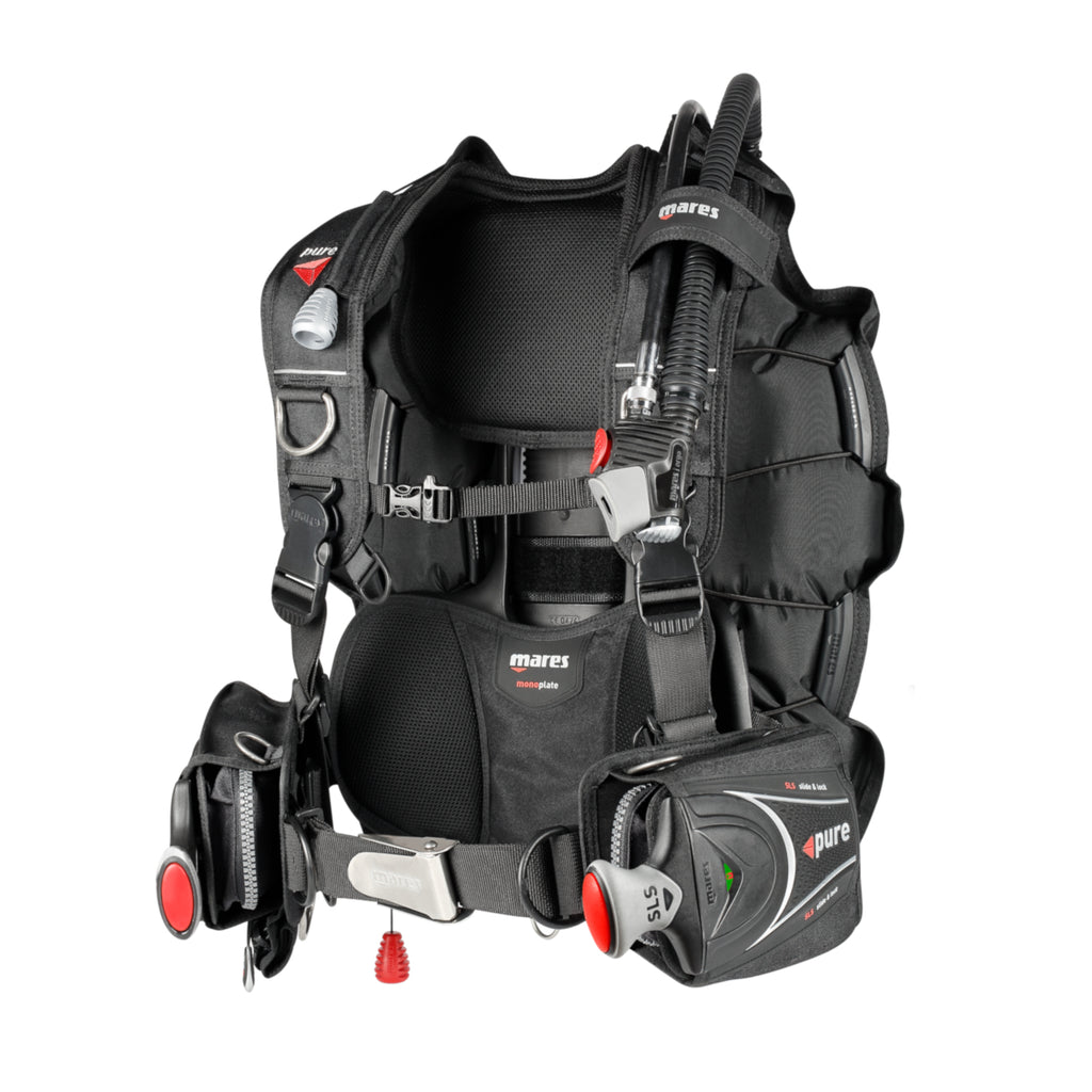 Mares Pure SLS BCD - Outside The Asylum Diving & Travel