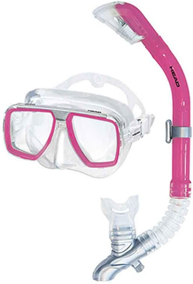 Head Tarpon 2 Barracuda Dry Snorkeling Set - Outside The Asylum Diving & Travel