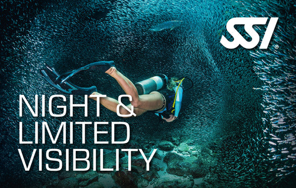SSI Night & Limited Visibility - Outside The Asylum Diving & Travel